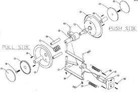 door handle parts diagram. Door Handle Parts Hufcor Push/Pull Assembly Diagram