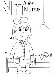 nursing coloring pages. Nurse Coloring Pages And Nursing