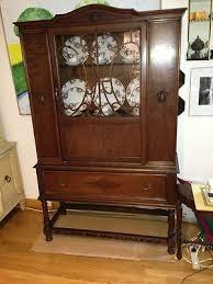 rockford furniture company. Rockford Superior Furniture Co China Cabinet Vintage Curio And Company