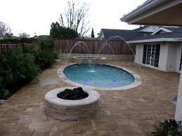Stacked Stone Fire Pit fire pits for pool and deck alan smith pools orange ca 6686 by guidejewelry.us
