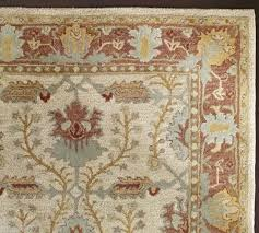 pottery barn 5x8 wool rug fantastic rugs collection on