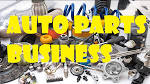 Used auto parts business plan