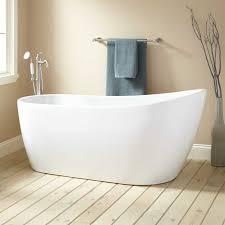 boyce acrylic freestanding tub of bathtubs coastal serin freestanding tub white