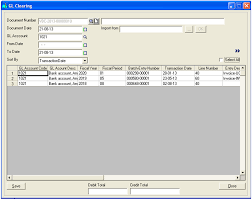 Sage 300 Chart Of Accounts Gl Clearing Module For Sage 300 Erp Sage 300 Erp Tips