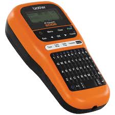 <b>Brother</b> P-touch Edge PTE110 | Industrial Handheld Labeling Tool Kit