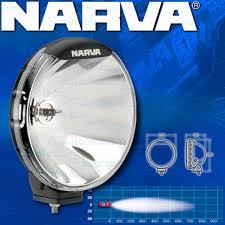 Narva Hid Lights Narva Ultima Blue 225 Spot Pencil Beam Driving