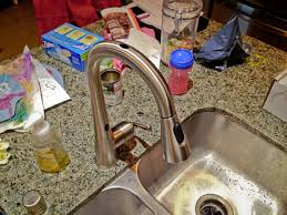 Moen Touchless Kitchen Faucet