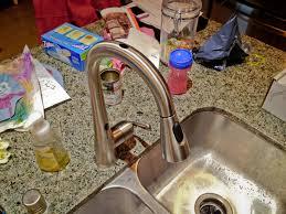 Moen Touchless Kitchen Faucet