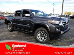 New 2019 Toyota Tacoma Limited Double Cab Double Cab in Elmhurst ...