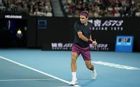 Roger Federer vs Filip Krajinovic, Australian Open 2020 ...