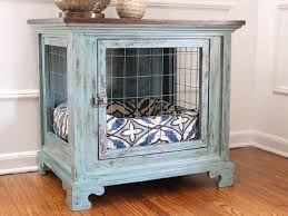 crate furniture diy. Photo 2 Of 11 Dog Crate Furniture Diy Kennel Nightstands 1 Table Cover (awesome Nightstand