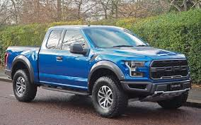 Too big for Britain? Enormous Ford F-150 Raptor available in right ...