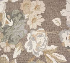 flower shaped rugs kids fl wool area cottage style like flowers ikea entryway the wilshire collection