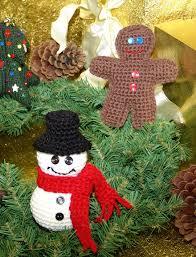 Crochet Decoration Patterns Christmas Ornaments Patterns Yarnspirations