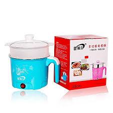 Generic <b>Multifunction Electric Skillet</b> Hot Pot Noodle Rice Cooker ...