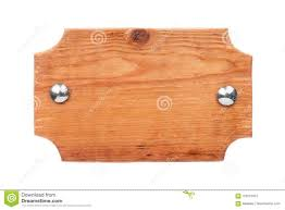 Light Wood Framing Wooden Frame Made Of Light Wood With Iron Rivets And With A