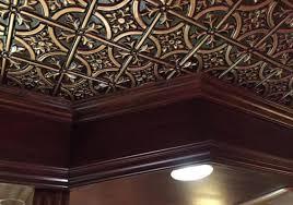 Tin Ceiling Tiles For Backsplash Exterior Awesome Inspiration Design
