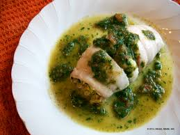 crabmeat stuffed flounder with tomato