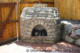 how to build an outdoor fireplace barbecue ehow com