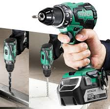 hitachi kc18dgl. hitachi dv18dbfl2/jm 18v brushless combi hammer drill with 2x 3.0ah li-ion hitachi kc18dgl t