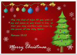 bible quotes on christmas cards