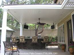 Patio Roof Covers Designs   Solid Roof Patio Covers  Pinterest a