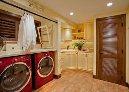 bathroom laundry room combo