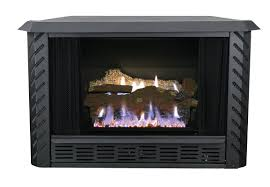 ashley hearth vent free propane fireplace insert reviews wayfair
