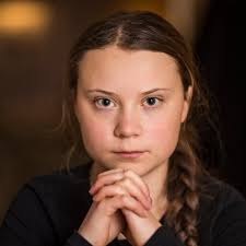 Greta Thunberg, schoolgirl climate change warrior: 'Some people can let  things go. I can't' | Environment | The Guardian
