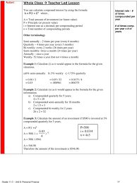 02 04 Investing Basics Chart Answers Mbf3c Unit 8 Personal Finance Outline Pdf Free Download