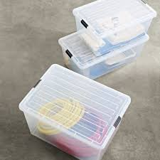 large plastic totes. Perfect Plastic Clear Tote With Locking Lid Inside Large Plastic Totes A