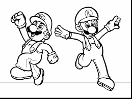 Small Picture great mario coloring pages to print with super smash bros coloring