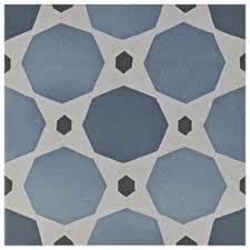 Skyros Quickview Grayblue Modern Wall Tile Allmodern