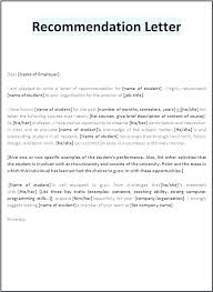 Personal Nursing Reference Letter Example Writing A Examples