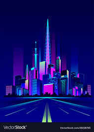 City vector ...