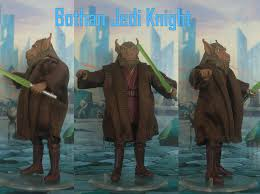 bothan jedi. Perfect Jedi Bothan Jedi Knight I Was Inspired By One Of Fritzkriegu0027s Customs And  Decided To Make This And