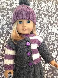 Free Knitting Patterns For American Girl Dolls