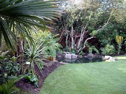 Small Picture Tropical Garden Design and Pond Urban Tropics