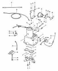 power trim components (with circuit breaker & fuse) for mercury mercruiser tilt trim wiring diagram power trim components (with circuit breaker & fuse) for mercury mariner (45 50 hp ) engine