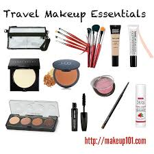 great travel makeup essentials