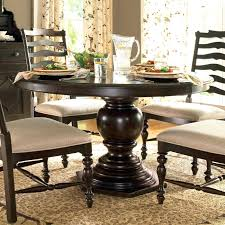 round pedestal kitchen table s small square white tables wood