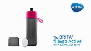 brita water bottle filter. BRITA Fill\u0026go Active Filter Water Bottle Brita