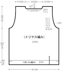 Knitting Stitches Per Inch Chart Understanding Japanese Knitting Patterns I Basics Ito Yarn