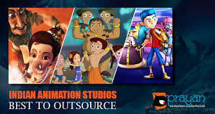 Animation Studios Why Indian Animation Studios Are Best To Outsource Prayan