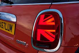 2011 Mini Cooper Brake Light Bulb Union Jack Taillights Available As Retrofit Option On Pre