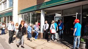 Find out what works well at godfreys from the people who know best. Sign Of The Times How Lowestoft Firm Godfreys Built Booming Online Business As Traditional Department Store Declined Eastern Daily Press