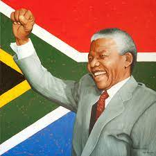 نيلسون مانديلا – آفاق فضل النقيب