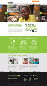 How To Design A Charity Website 35 Best Charity And Non Profit Websites Inspiration