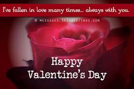 Valentines Day Messages For Girlfriend And Wife 40greetings Enchanting Valentines Day Quotes For Wife