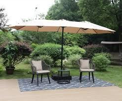 mf studio 15 ft large patio umbrella